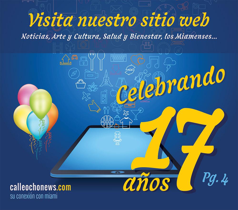 Celebrating 17 years