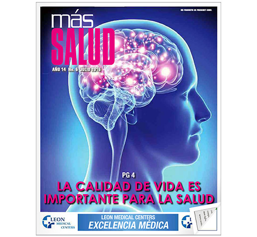 Mas Salud Custom Newspaper