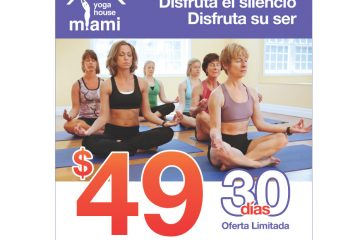Hot Yoga House Print Ad